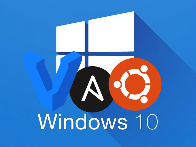 Vagrant, Ansible, and VirtualBox on WSL (Windows Subsystem for Linux)