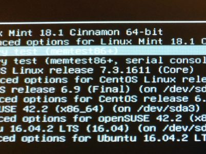 Select OS in GRUB2 Headlessly
